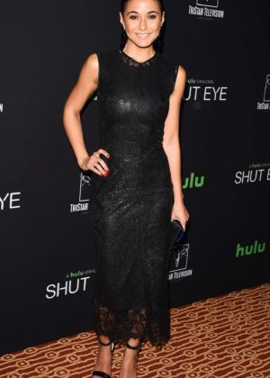 Emmanuelle Chriqui - 'Shut Eye' Premiere in Hollywood