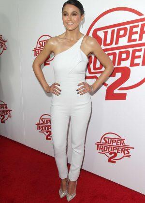 Emmanuelle Chriqui - 'Super Troopers 2' Premiere in Hollywood