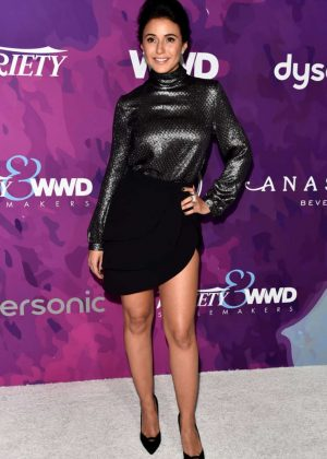 Emmanuelle Chriqui - Variety and WWD Host 2nd Annual StyleMakers Awards in LA
