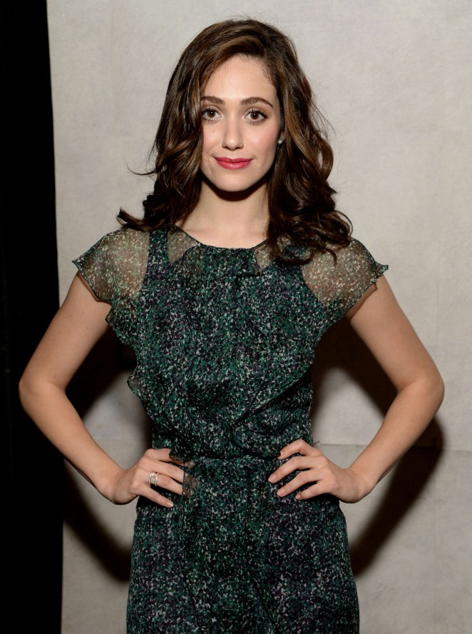Emmy Rossum - 2015 Film Independent Filmmaker Grant and Spirit Awards nominee brunch in West Hollywood