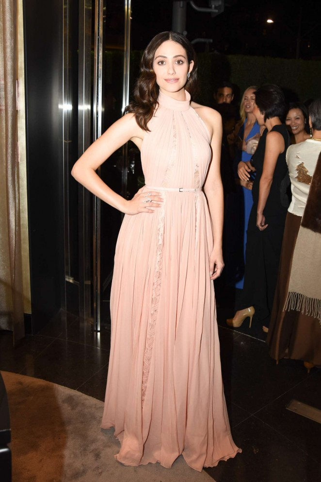 Emmy Rossum - 45 Years in Beverly Hills: A Celebration of Style & Design in Beverly Hills