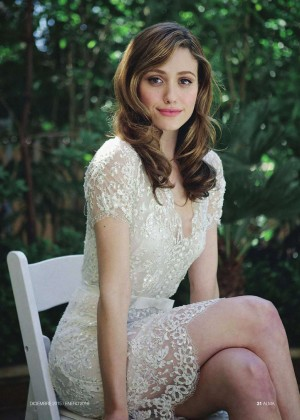 Emmy Rossum - Alma Magazine (December 2015/January 2016)