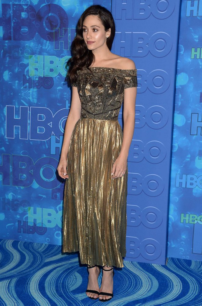 Emmy Rossum: HBOs Post Emmy Awards Reception 2016 -12
