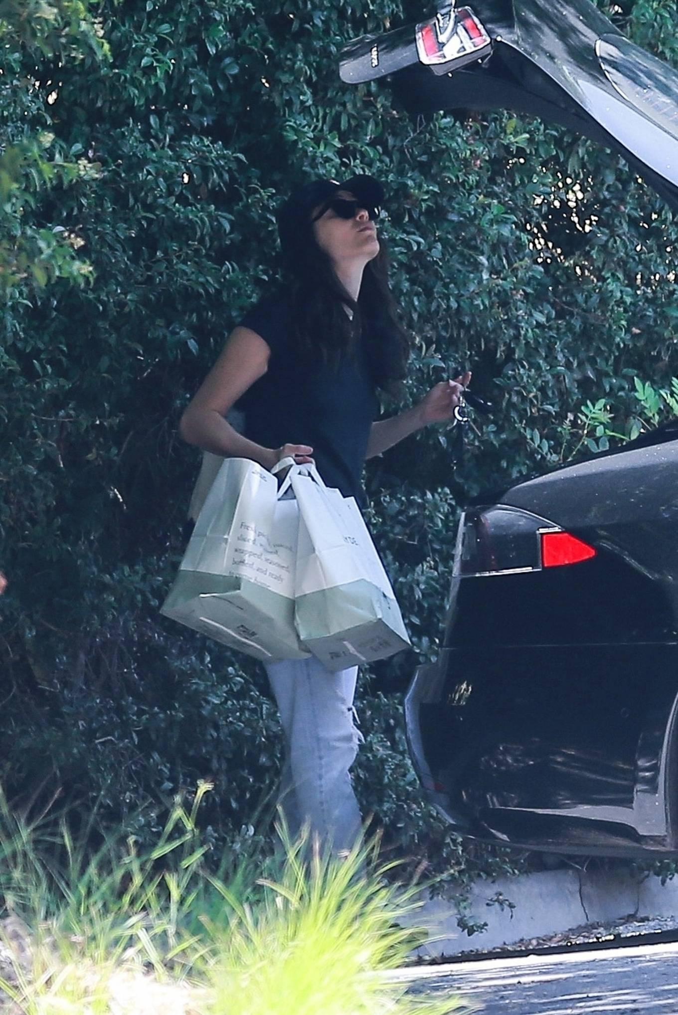 Emmy Rossum 2020 : Emmy Rossum – Out in Beverly Hills-08