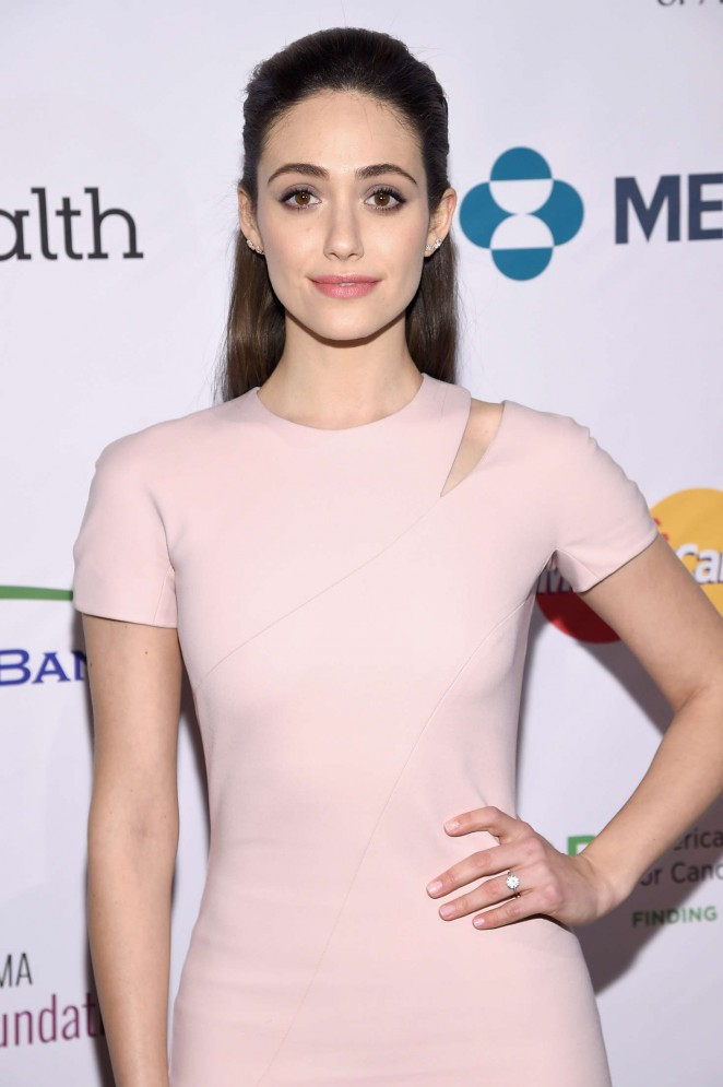 Emmy Rossum - Stand Up To Cancer's New York Standing Room Only Event in NY