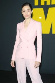 Emmy Rossum - 'The Morning Show' Premiere in New York