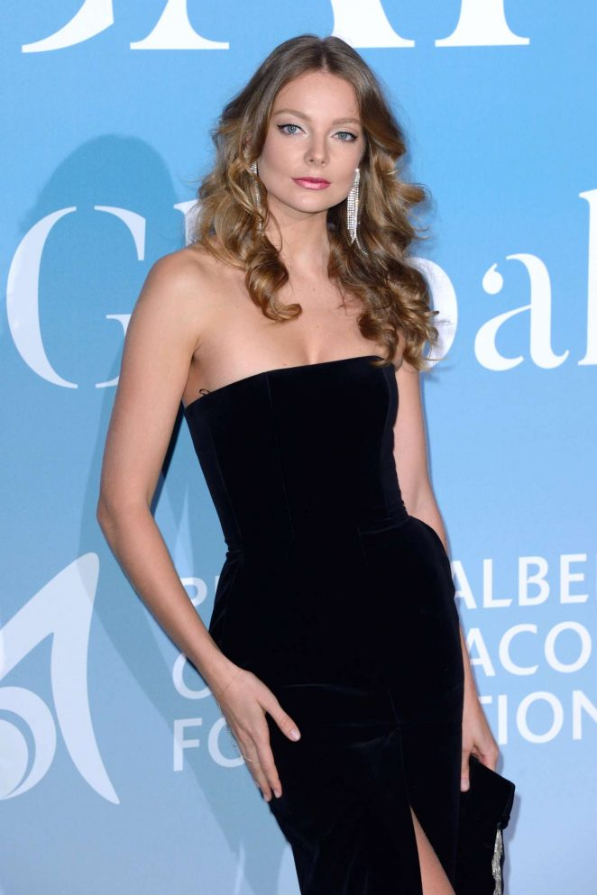 Eniko Mihalik – 2018 Gala for the Global Ocean in Monte-Carlo