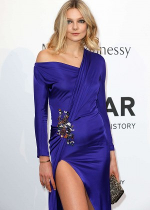 Eniko Mihalik - amfAR 2015 Cinema Against AIDS Gala in Cannes