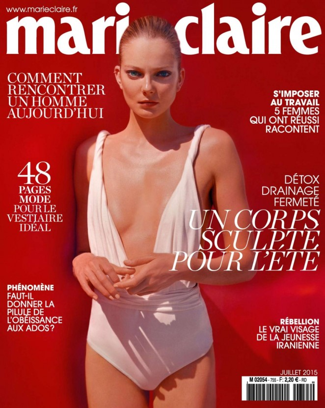 Eniko Mihalik - Marie Claire France Magazine (July 2015)