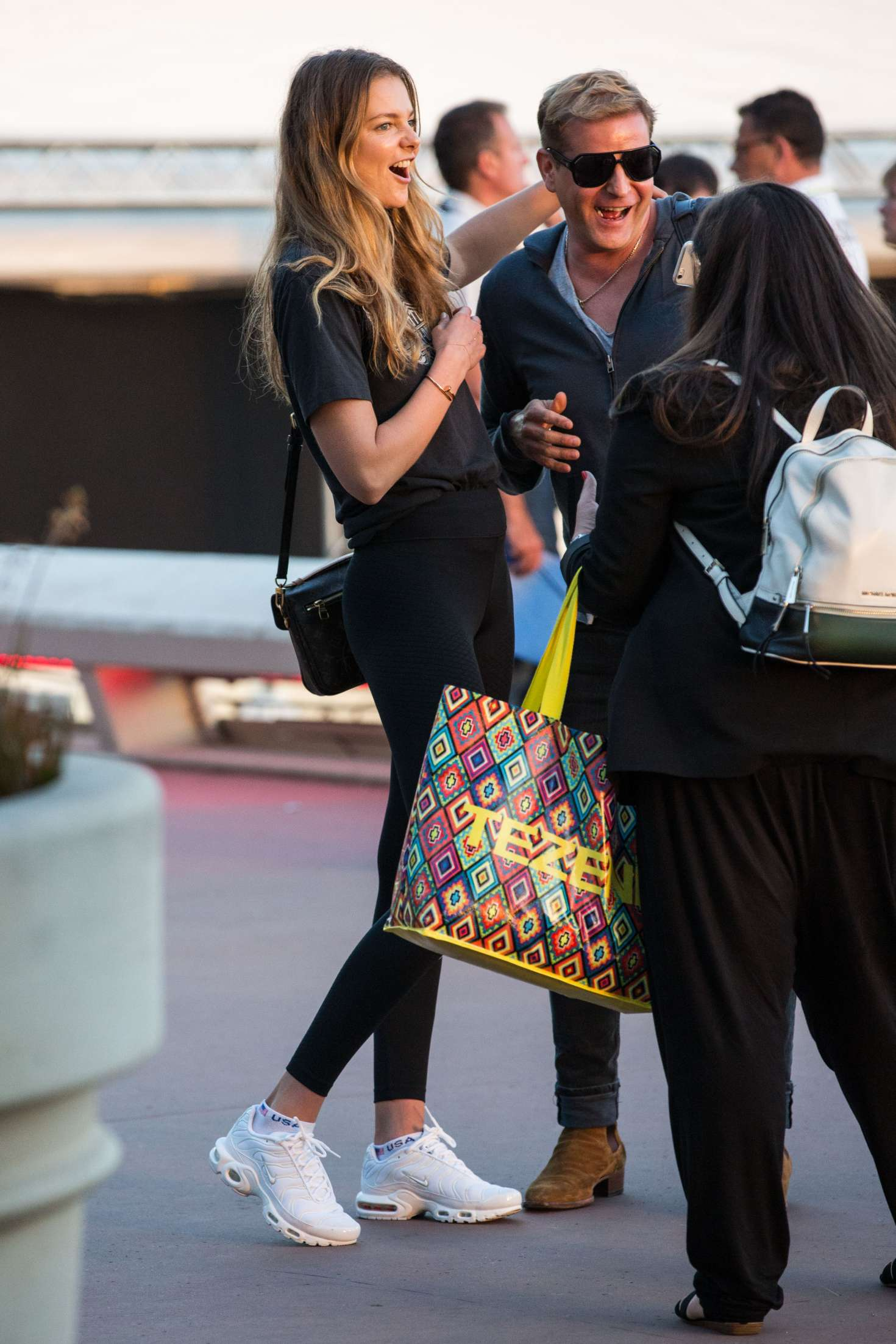 9718a6186391 Eniko Mihalik on the Croisette in Cannes -15 – GotCeleb