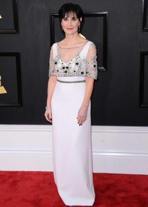 Enya - 59th GRAMMY Awards in Los Angeles