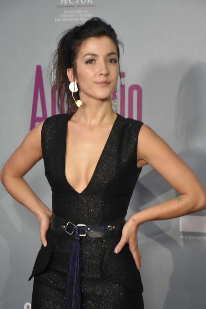 Erendira Ibarra - 'Las Aparicio' Premiere in Mexico
