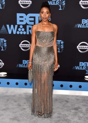 Erica Ash - 2017 BET Awards in Los Angeles