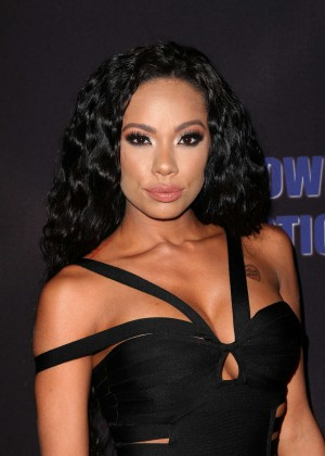 Erica Mena - Freestyle Releasing 'Meet The Blacks' Premiere in Hollywood
