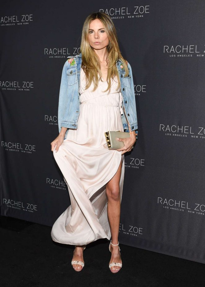 Erica Pelosini - Rachel Zoe See Now Buy Now Show FW 2017 in LA