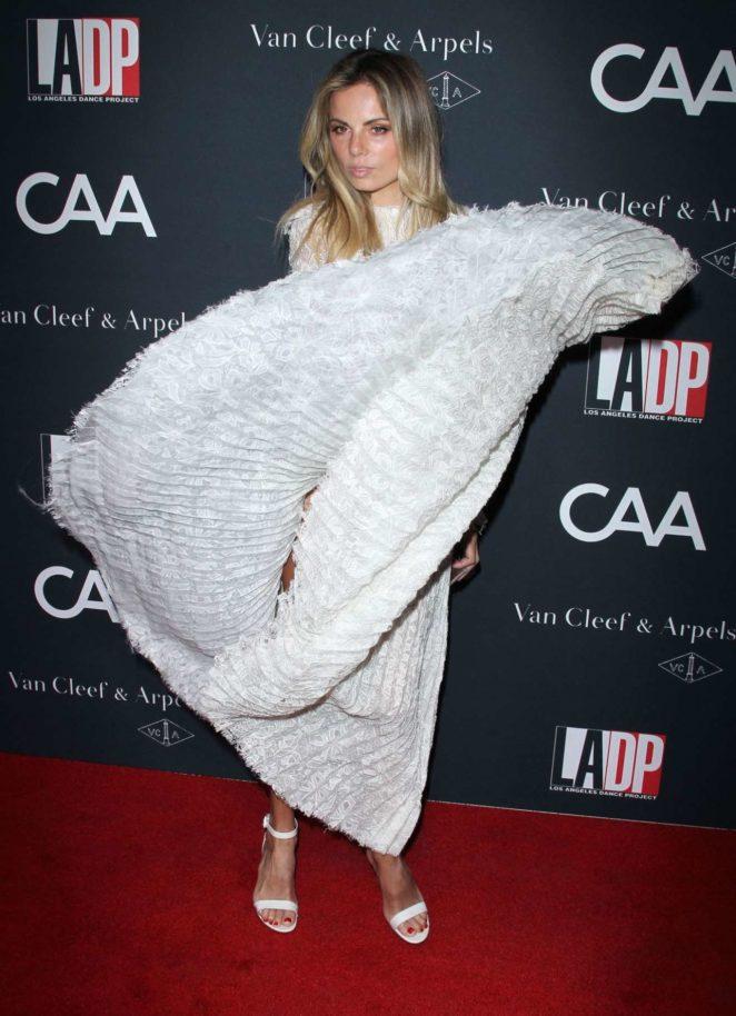 Erica Pelosini - Red Carpet at LA Dance Project Gala in Los Angeles