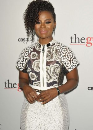 Erica Tazel - 'The Good Fight' Premiere in New York City