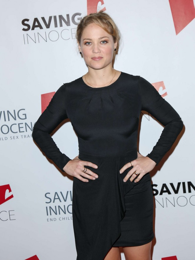 Erika Christensen - 4th Annual Saving Innocence Gala in Los Angeles