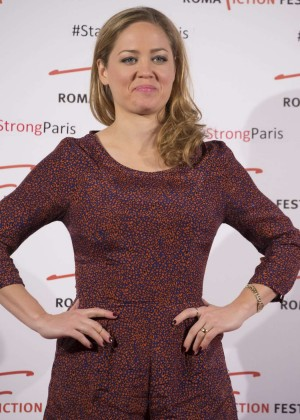 Erika Christensen - 'Wicked City' Photocall in Rome