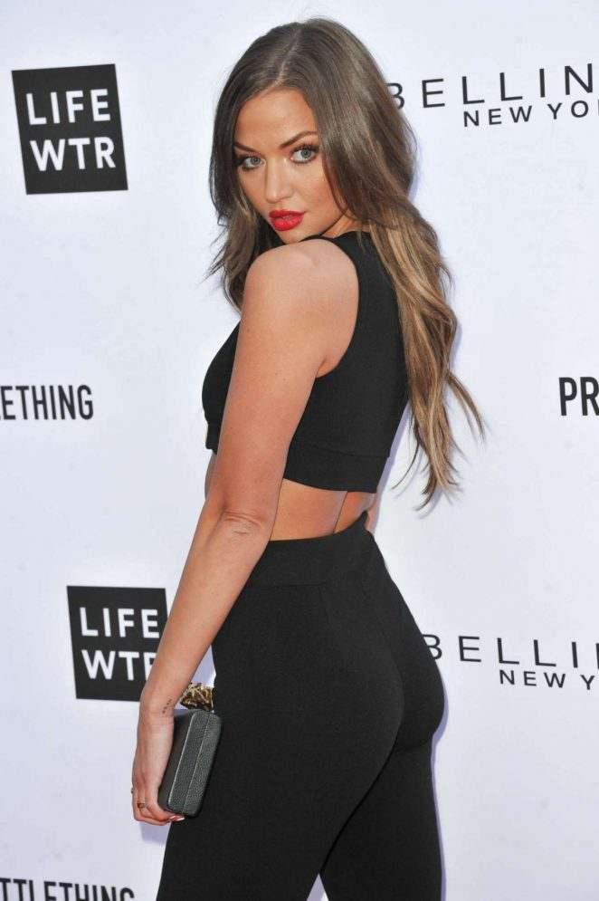 Erika Costell – 2018 Fashion Los Angeles Awards in LA