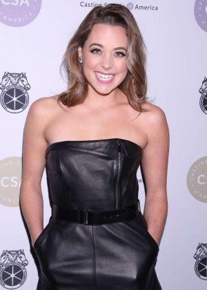 Erika Henningsen - 2018 Artios Awards in LA