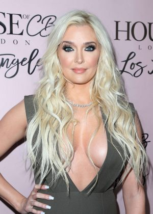 Erika Jayne - House of CB Launch in West Hollywood
