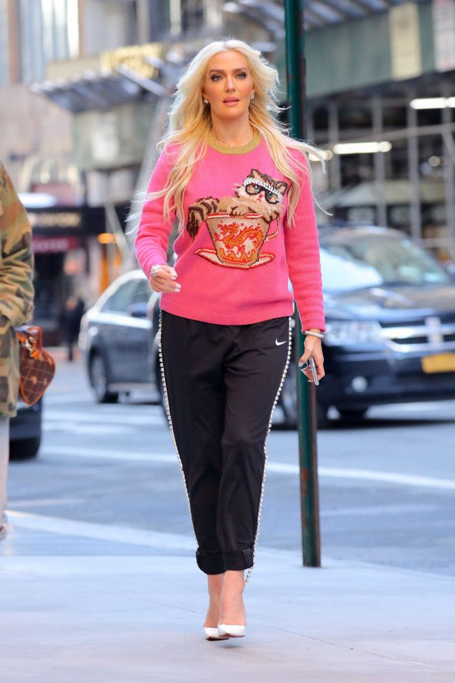 Erika Jayne - Out in New York City