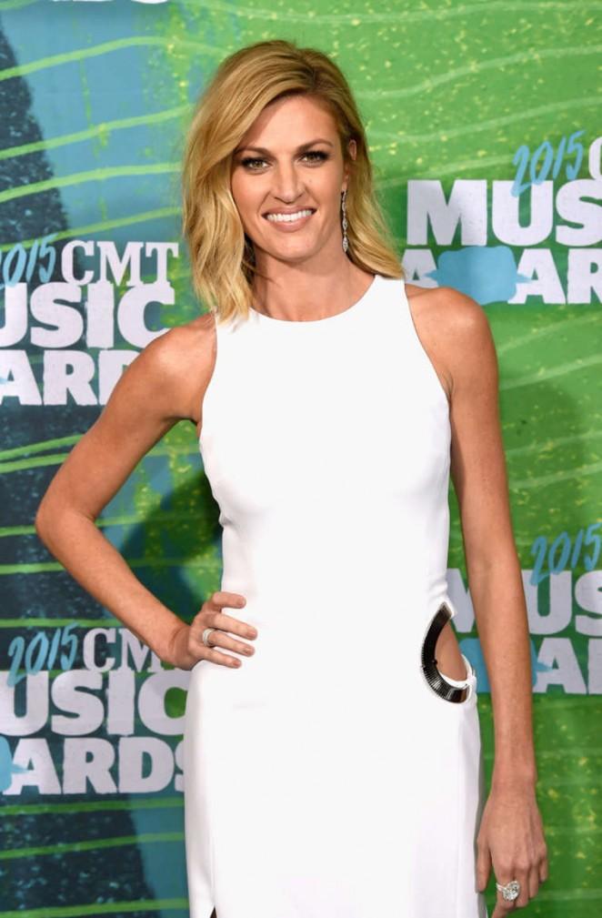 Erin Andrews - 2015 CMT Music Awards in Nashville