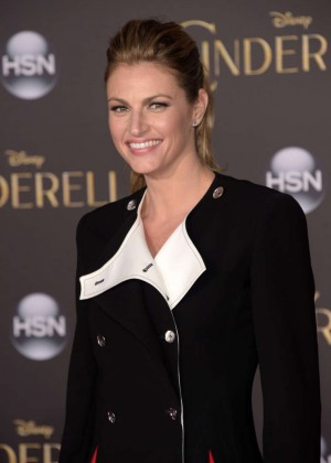 "Erin Andrews - ""Cinderella"" Premiere in Hollywood"