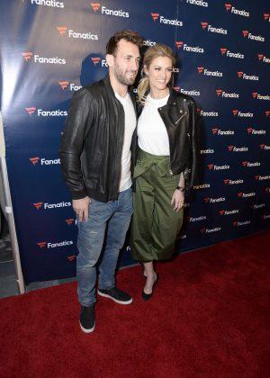 Erin Andrews - Fanatics Super Bowl Party in Houston