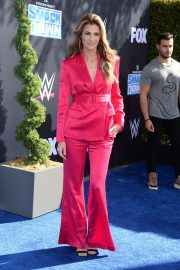 Erin Andrews - WWE 20th Anniversary Celebration in Los Angeles