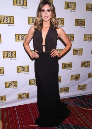 Erin Brady - USO New York 75th Anniversary Gala