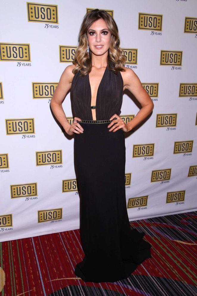 Erin Brady – USO New York 75th Anniversary Gala