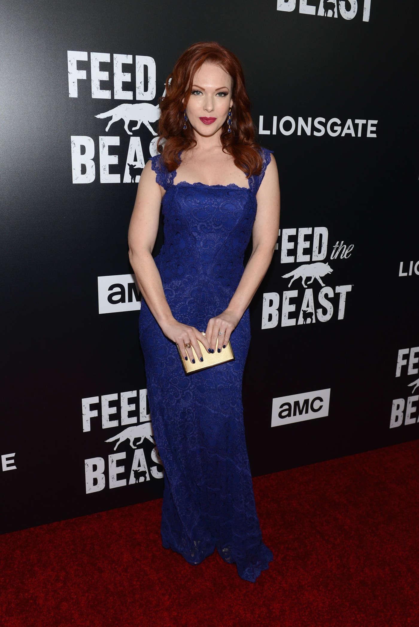Erin Cummings 2016 : Erin Cummings: Feed The Beast NY Premiere -03