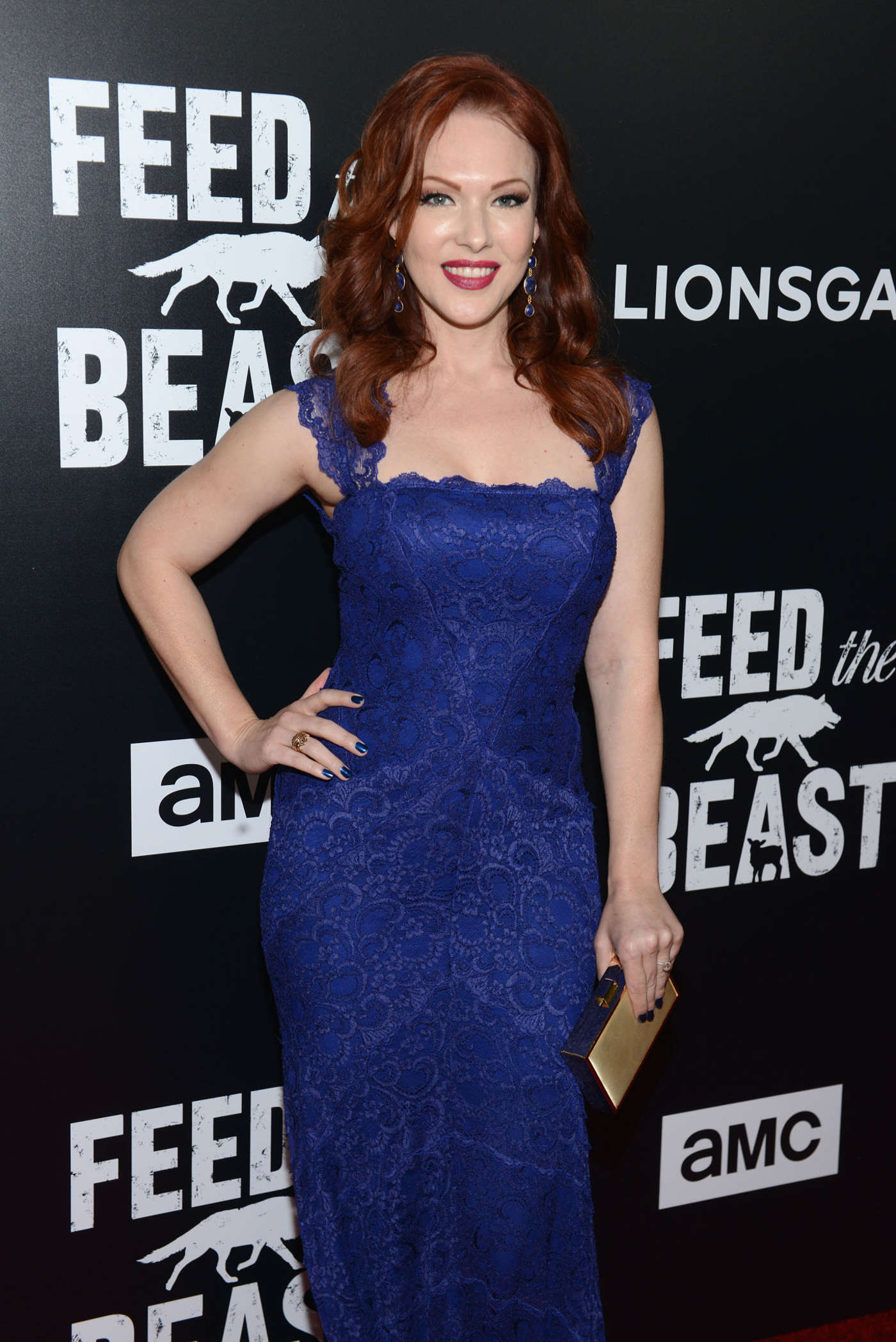 Erin Cummings 2016 : Erin Cummings: Feed The Beast NY Premiere -06