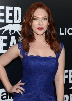 Erin Cummings - 'Feed The Beast' Premiere in New York