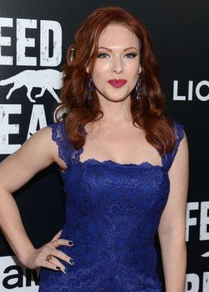 Erin Cummings - 'Feed The Beast' Premiere in New York