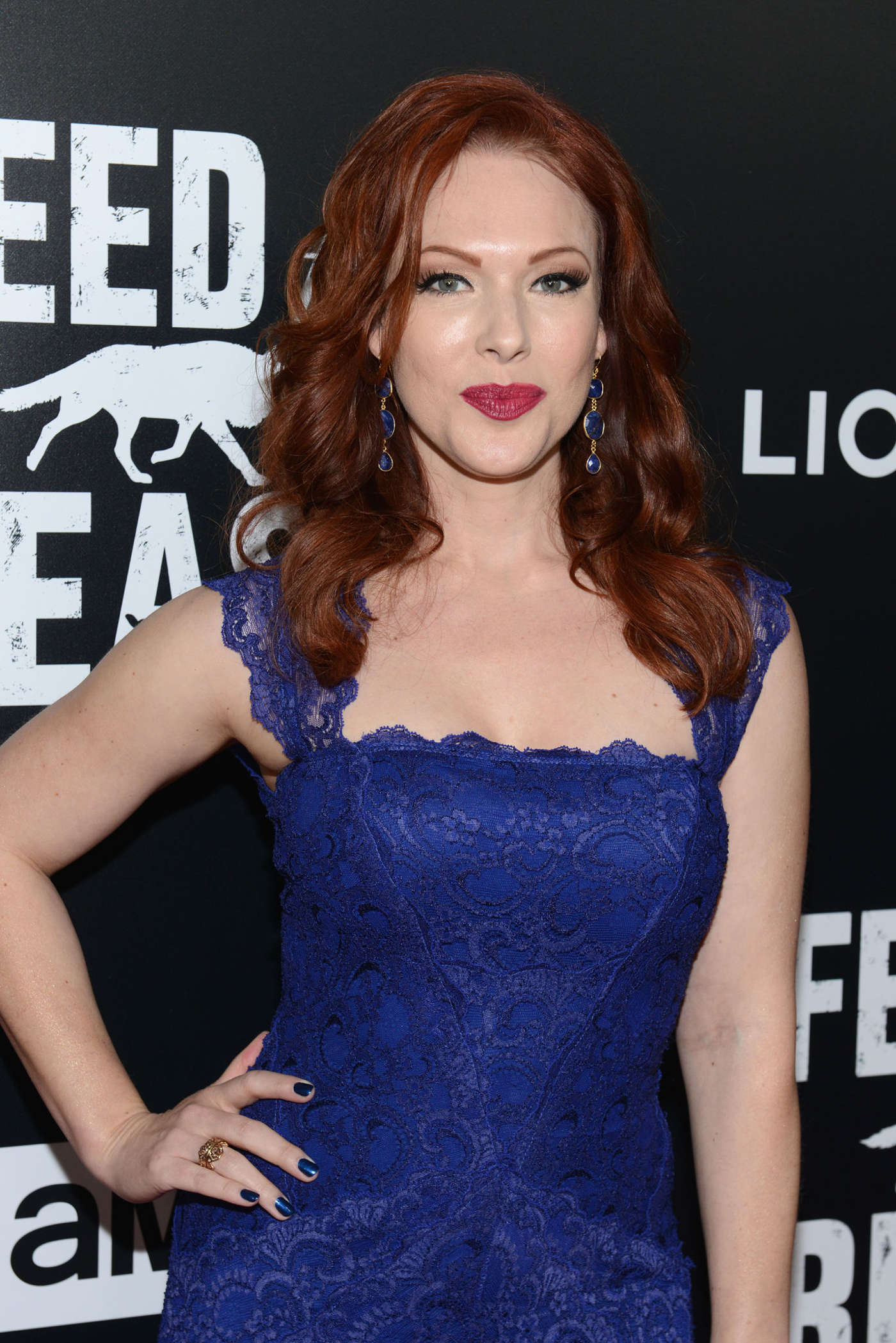 Erin Cummings: Feed The Beast NY Premiere -08