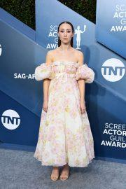 Erin Doherty - 2020 Screen Actors Guild Awards in Los Angeles