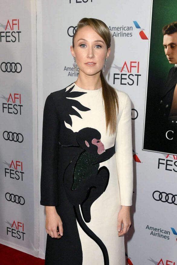Erin Doherty - 'The Crown' Season 3 Premiere in London