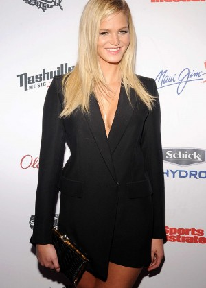 Erin Heatherton - 2015 Sports Illustrated Swimsuit Issue Celebration in NYC