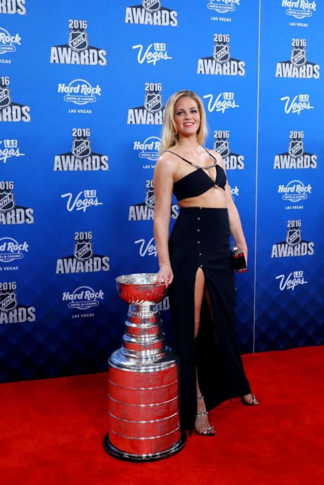 Erin Heatherton: 2016 NHL Awards -06