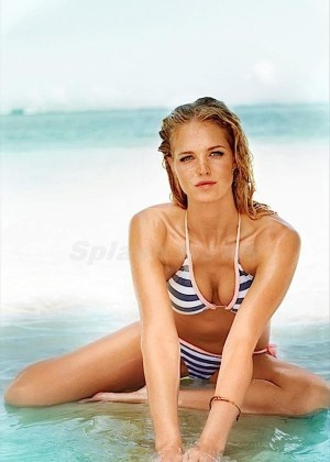 Erin Heatherton - LASCANA Swimwear 2015