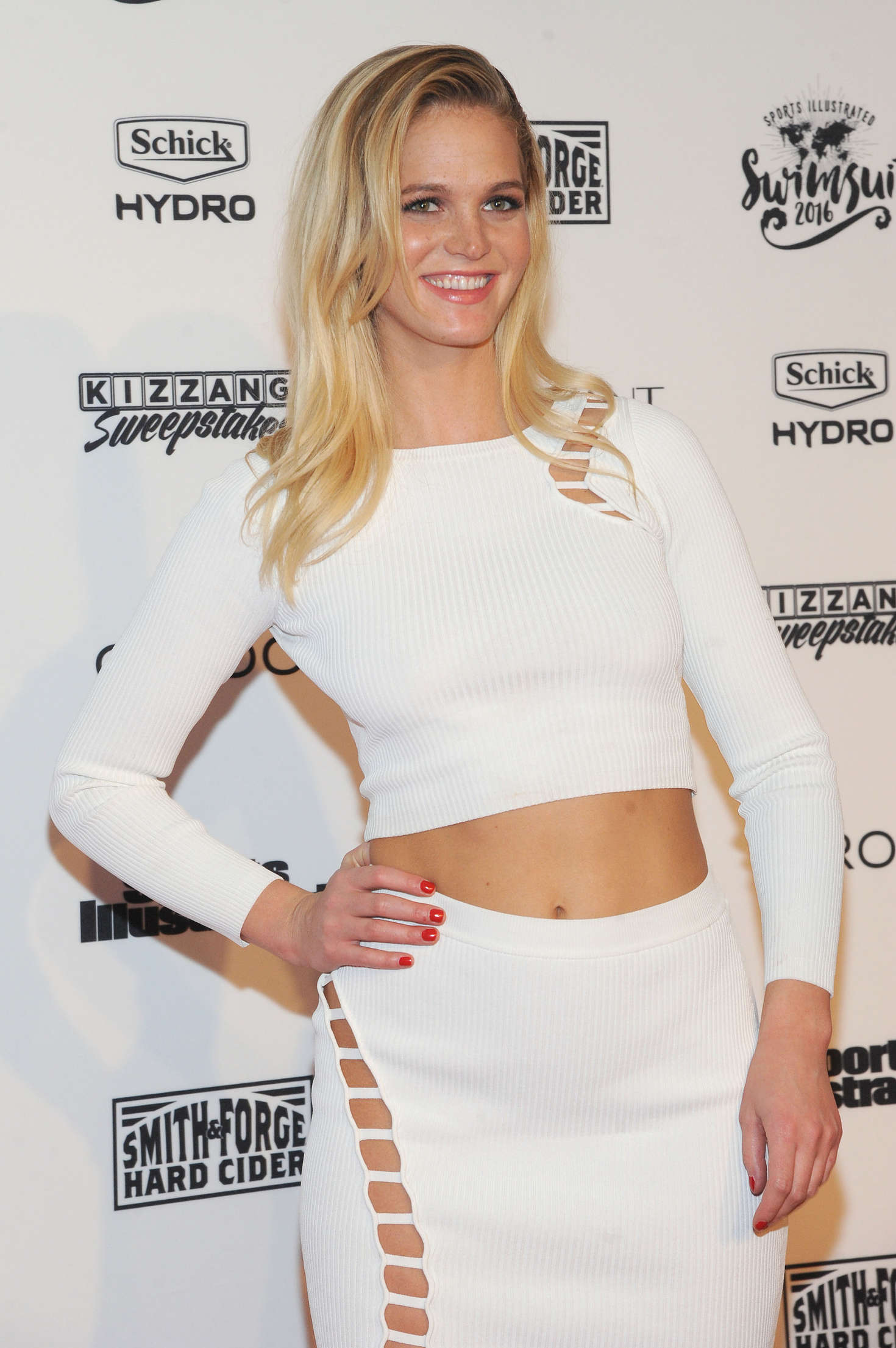 Erin Heatherton - Sports Illustrated Celebrates Swimsuit 2016 VIP Red Carpet Event in NY