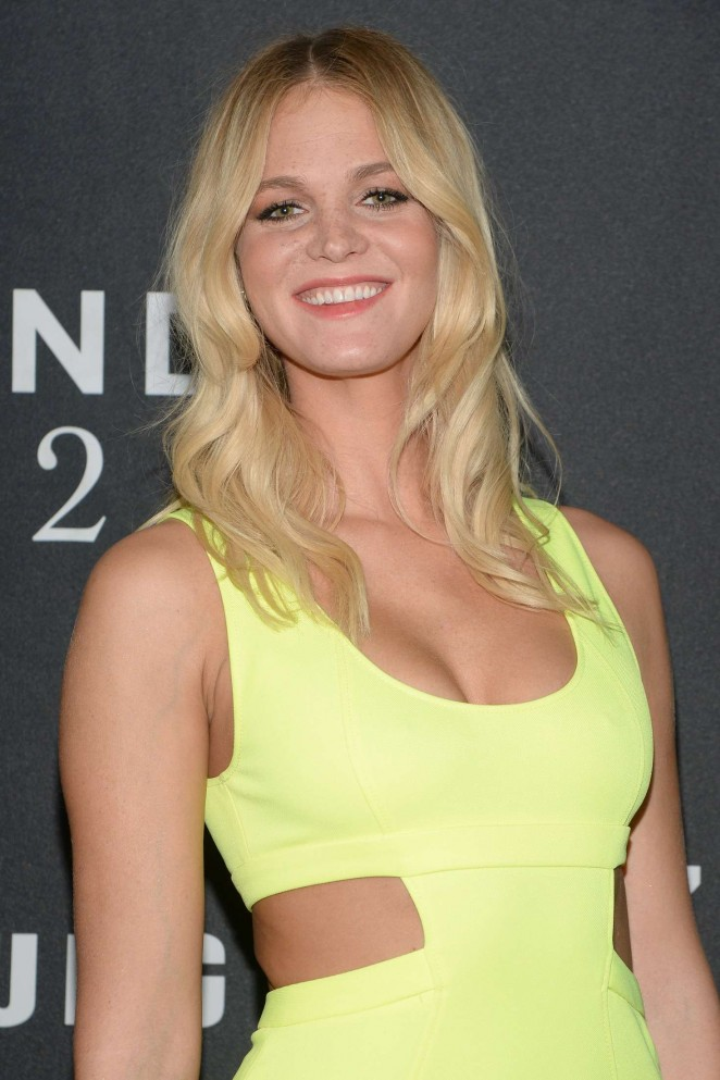 Erin Heatherton - 'Zoolander 2' Premiere in New York