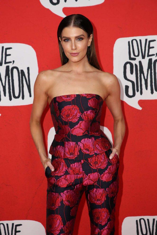 Erin Holland – 'Love, Simon' Premiere in Sydney