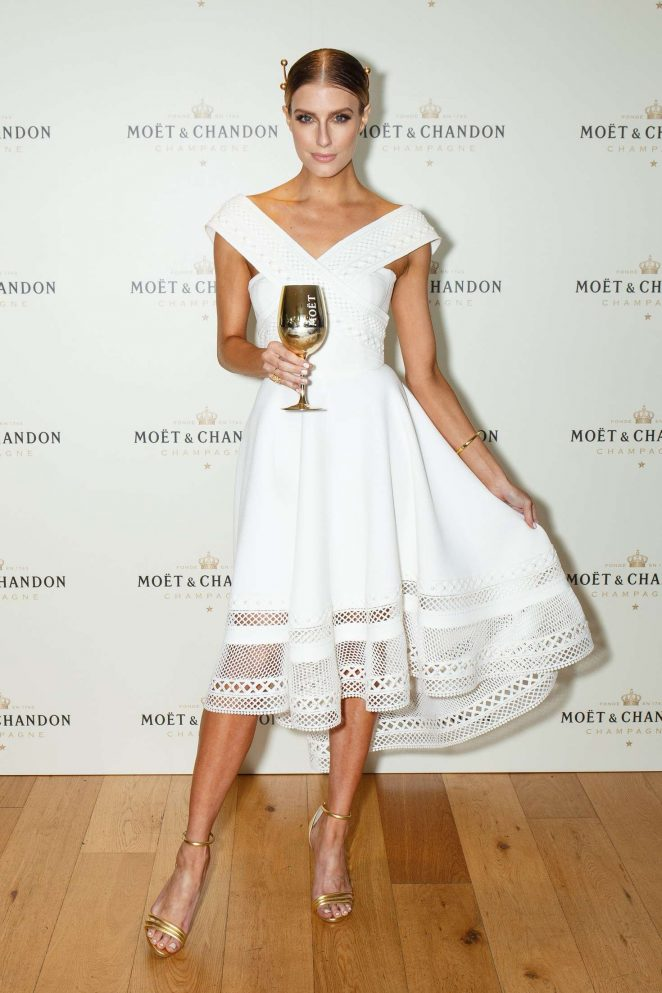 Erin Holland - Moet Chandon Race Day Party in Sydney