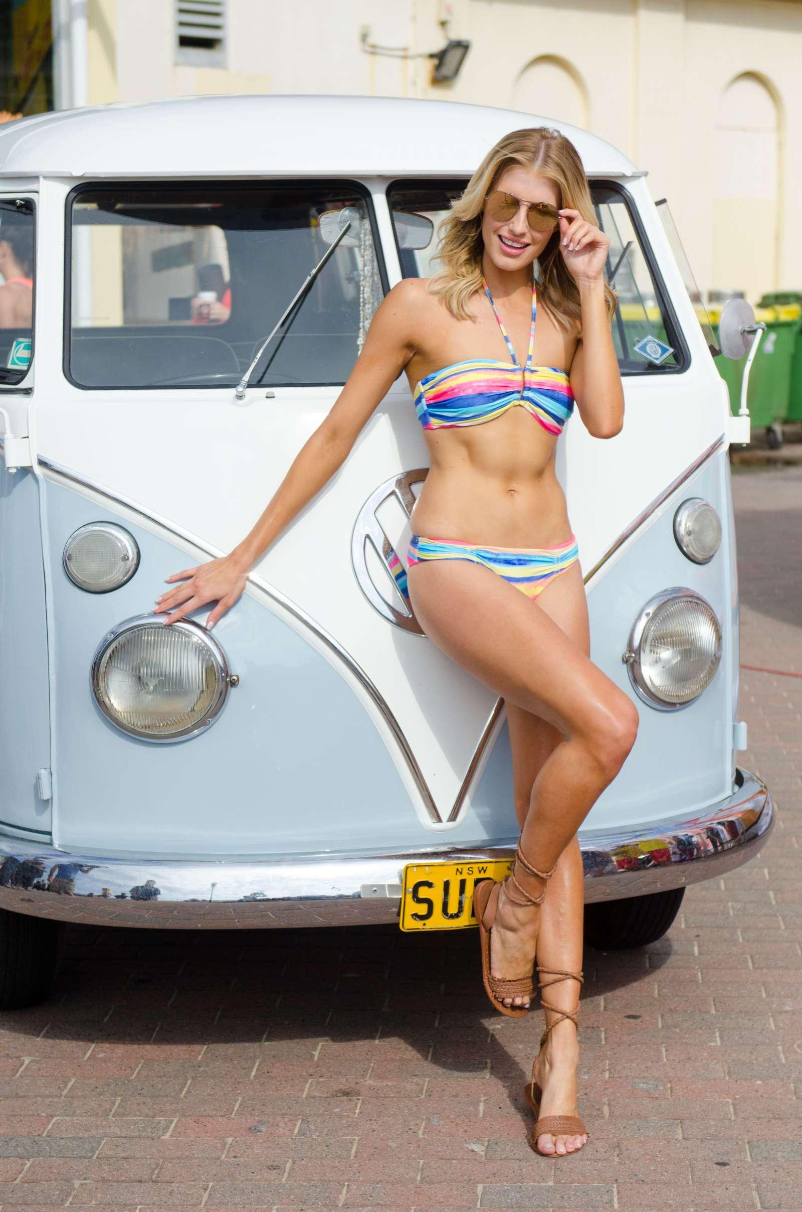 Erin Holland in Bikini -13