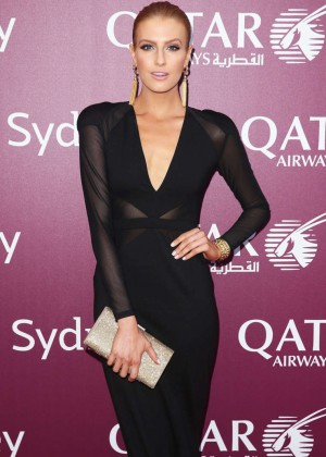 Erin Holland - Qatar Airways Sydney Gala Dinner in Sydney