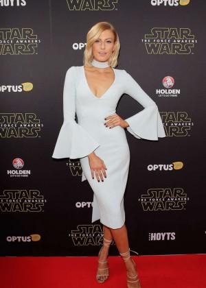 Star wars premiere date in Sydney